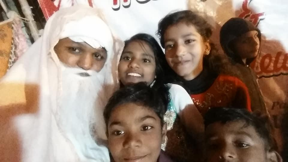 Sunday school program at Sialkot Dec 2018
