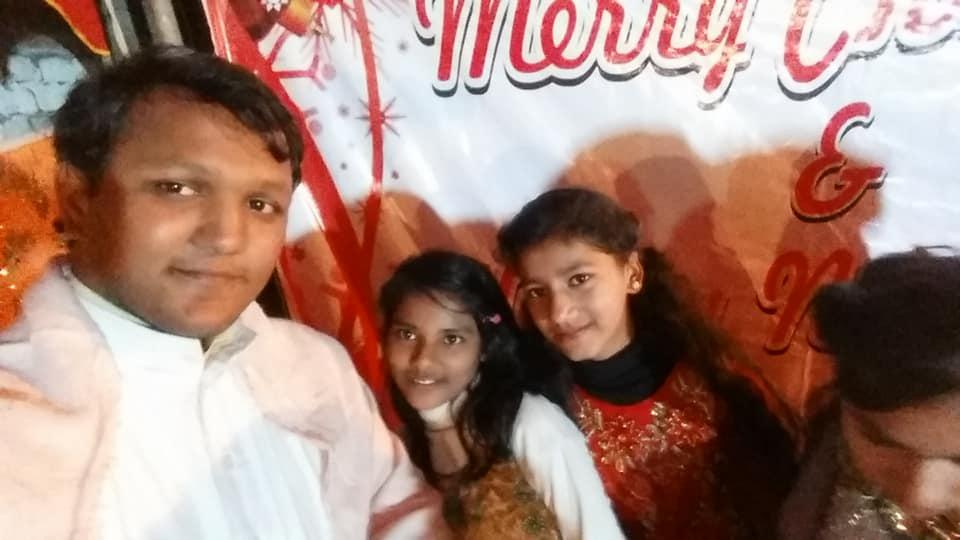 Christmas and Sunday school program at Sialkot Dec 2018