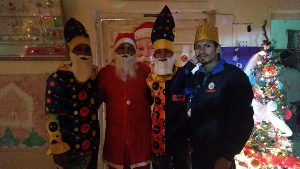 Christmas program at TTI Sialkot Dec 2018